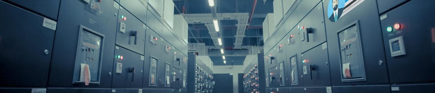 certificado ssl - Sala de servidores para almacenamiento seguro