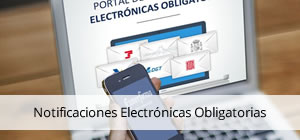 Notificaciones Obligatorias por vía electrónica